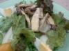 ensalada templada de setas
