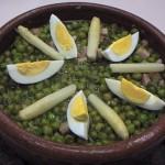 野菜のメネストラ