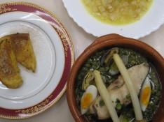 バスク料理+土鍋の話
