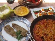 カタルニア地方の料理とオリーブ油の話