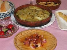 ガリシア地方の料理