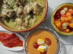 アンダルシア地方の料理