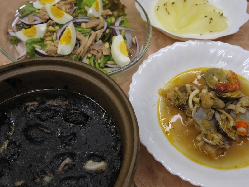 カンタブリアの料理
