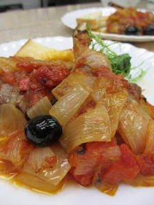 スペイン料理基礎