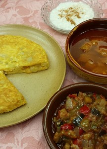 カスティーリャの料理