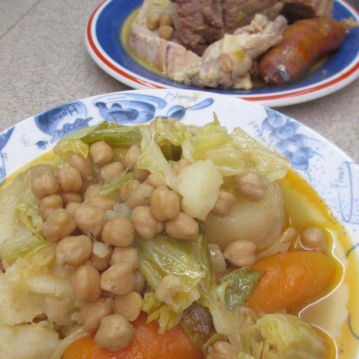 スペイン料理基礎 1月