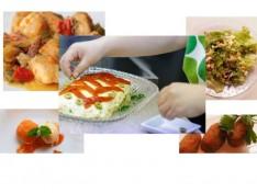 夏の軽井沢料理クラス・その2(火曜・木曜)「信州の素材で、スペインのタパスを楽しもう!」