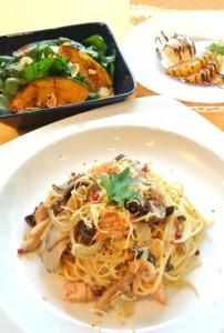 2015年10月 地中海料理「クラセ・メディテラネア」メニュー