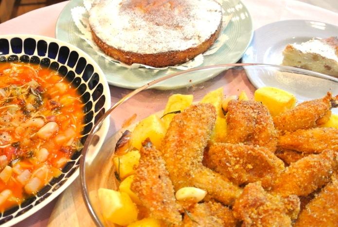 2015年11月 地中海料理「クラセ・メディテラネア」メニュー