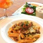 2016年2月 地中海料理「クラセ・メディテラネア」メニュー