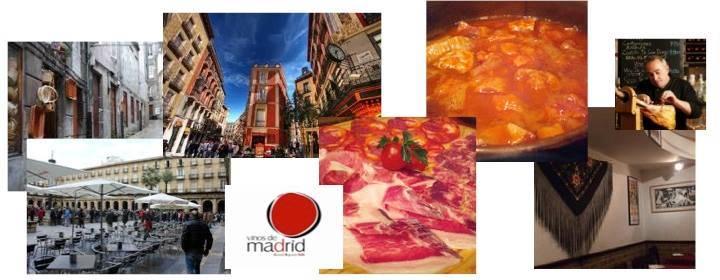 第147回 スペインワインを楽しむ会「マドリードっ子のシェフのお料理とマドリードのワインを楽しむ!」