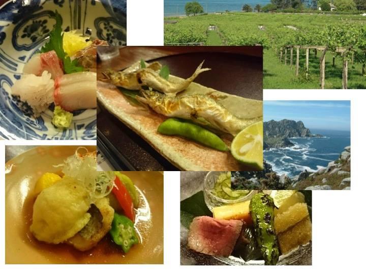 「おいしい軽井沢」主催・軽井沢で優雅な午後を・番外編「ラグジュアリーランチとスペインワインを楽しむ会」