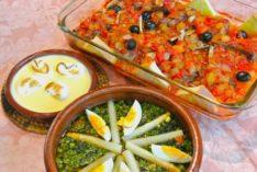 スペイン料理基礎11月