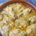 スペイン料理基礎 6月