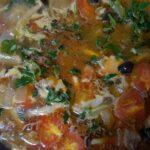 Paella de verduras 野菜のパエーリャ